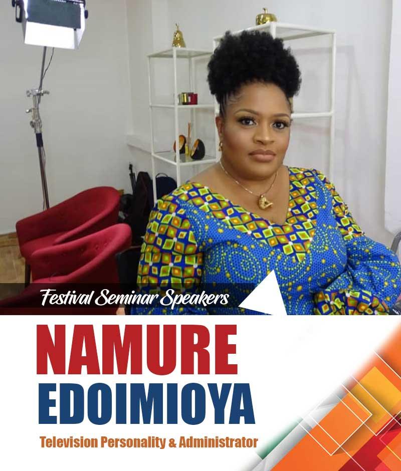 Namure Joy Edoimioya